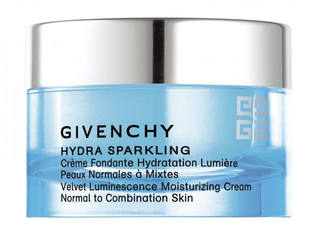 10Givenchy Hydra Sparkling Velvet Luminescence Moisturizing Cream