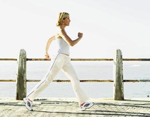 10Walking for fitness