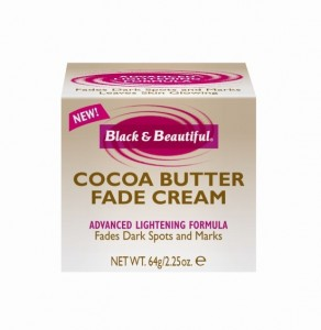 2 Black & Beautiful Cocoa Butter Fade Cream