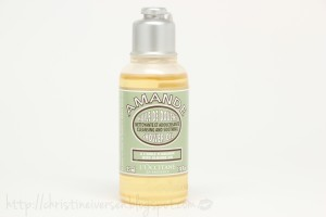 2 L'Occitane Almont Shower Oil