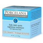3 Porcelana Fade Dark Spots Nighttime Treatment Skin Lightening Cream