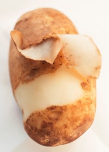 4Potatoes can totally make your thighs whiter