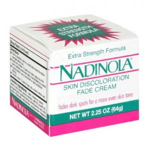 9 Nadinola Skin Discoloration Fade Cream Extra Strength Formula