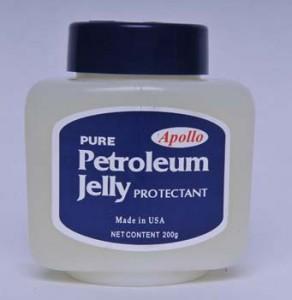 Make petroleum jelly your best friend