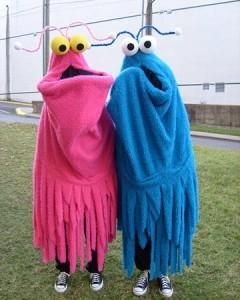 Sesame Street Monsters