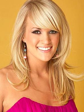 10. Carrie Underwood