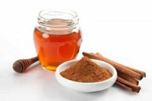2. Milk, cinnamon and honey