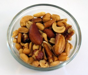 4 Go nuts with nuts
