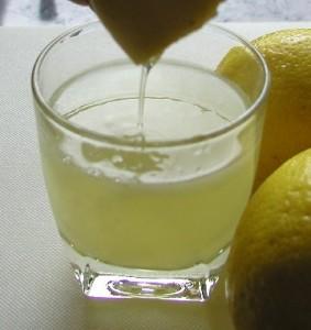 5 Avocado and Lemon Juice