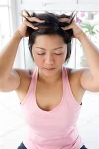 8. Scalp Massage