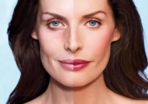 1.Don't use makeup