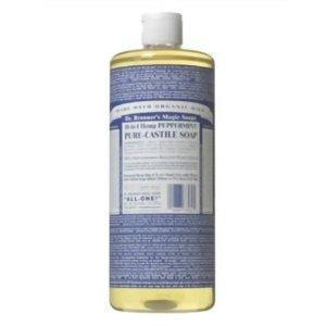 10. Dr. Bronner's Magic Soaps Pure-Castile Soap