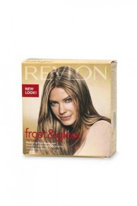Silver Hair Frosting Kit Revlon Color Effects Frost Glow