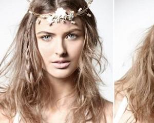 Marvelous 70S Hippie Hair And Makeup Mugeek Vidalondon Hairstyle Inspiration Daily Dogsangcom