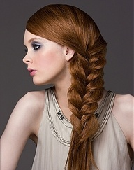 10. Braids, pony tails and updos