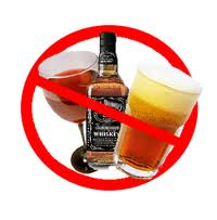 2. Ditch the alcohol