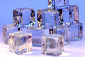 10. Ice Cubes
