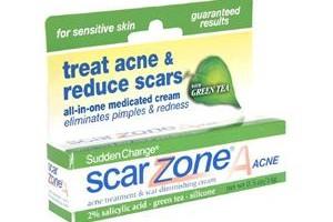 10. Sudden Change Scar ZoneA Acne Treatment 7 Scar Diminishing Cream