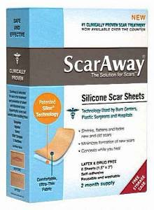 3. Scaraway Professional Grade Silicone Sheets