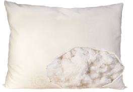 3. Wool and Cotton Pillows
