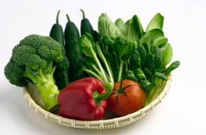 8 Fruits and Veggies
