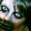10 DIY Scary and Crazy Halloween Makeup Ideas