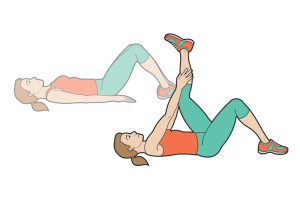 core exercises for women