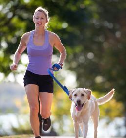 9Running or jogging