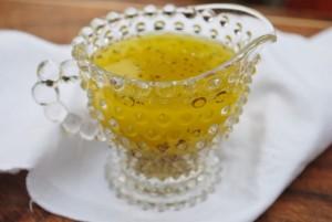 7.Lemon Chia Seed Dressing