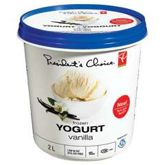 9. Yogurt