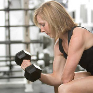 7. Start lifting weights