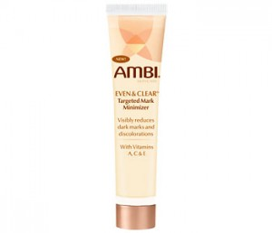 7. Ambi Even & Clear Targeted Mark Minimizer